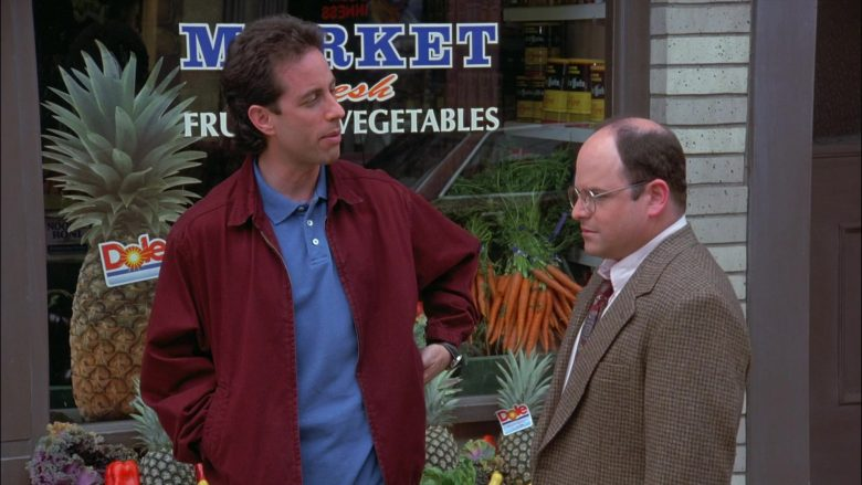 Dole Pineapples in Seinfeld Season 8 Episode 2 The Soul Mate (2)