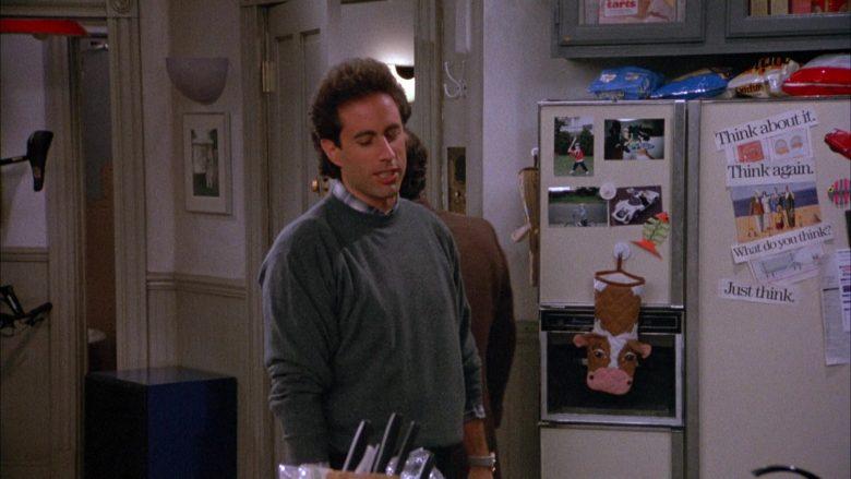 Doritos Chips in Seinfeld Season 4 Episode 11 The Contest