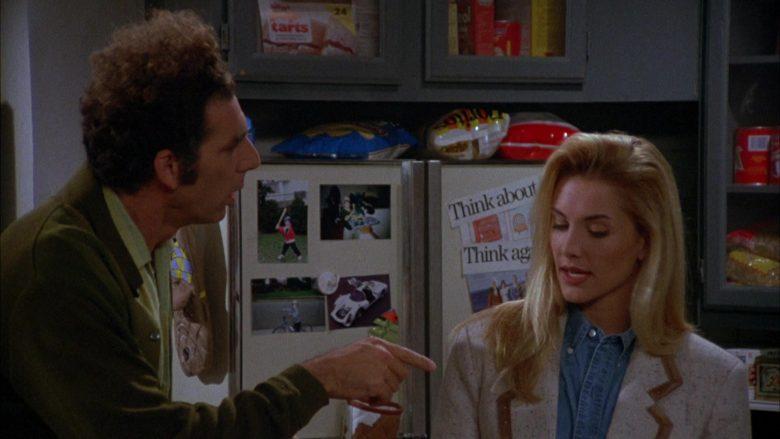 Doritos Chips in Seinfeld Season 4 Episode 13 The Pick