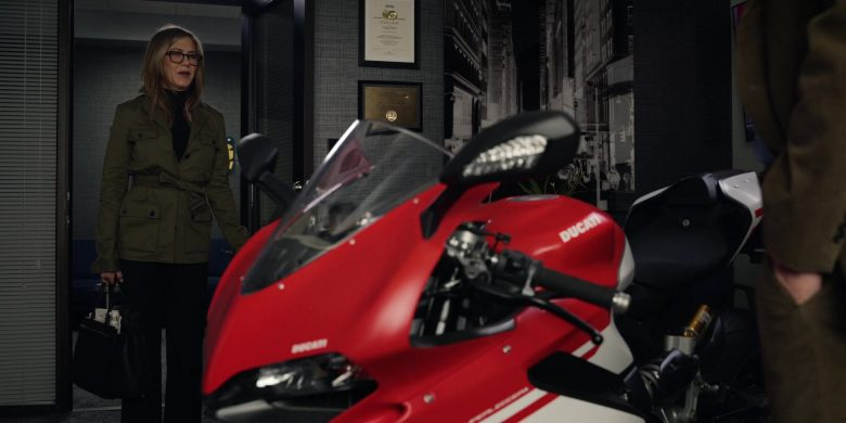 Ducati Motorcycle in The Morning Show Season 1 Episode 8 (4)