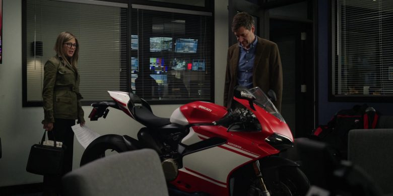 Ducati Motorcycle in The Morning Show Season 1 Episode 8 (5)