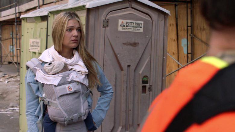 ERGO Baby Carrier in Shameless Season 10 Episode 7 Citizen Carl (1)
