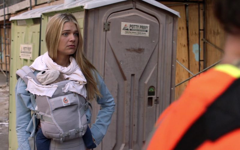 ERGO Baby Carrier in Shameless Season 10 Episode 7 Citizen Carl (1)