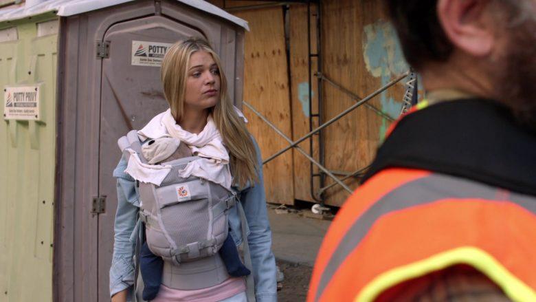 ERGO Baby Carrier in Shameless Season 10 Episode 7 Citizen Carl (2)