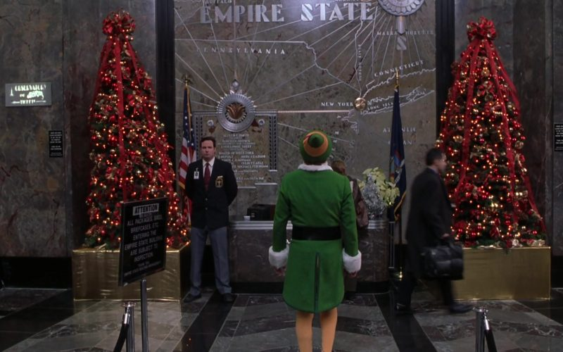 Empire State Building in Elf (4)