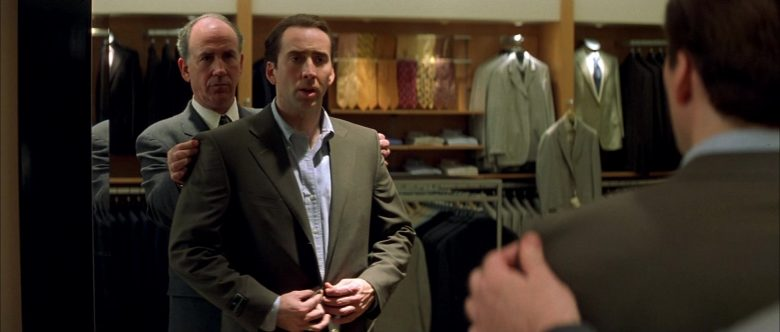 Ermenegildo Zegna Jacket Worn by Nicolas Cage in The Family Man (1)