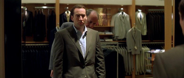 Ermenegildo Zegna Jacket Worn by Nicolas Cage in The Family Man (2)
