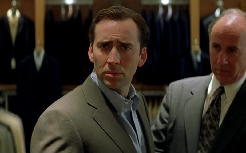 Ermenegildo Zegna Jacket Worn by Nicolas Cage in The Family Man (4)