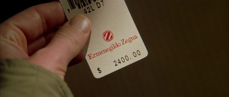Ermenegildo Zegna Jacket Worn by Nicolas Cage in The Family Man (5)