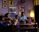 Evian Water and Pringles Chips in Josie and the Pussycats (2...