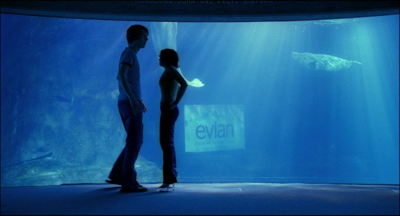 Evian Water in Josie and the Pussycats (1)