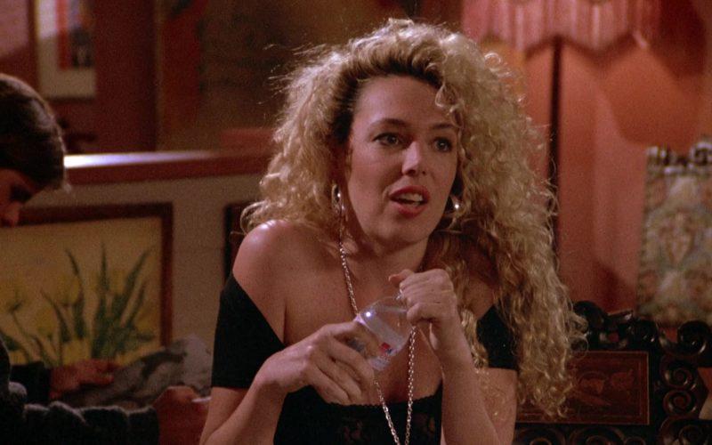 Evian Water in Seinfeld Season 4 Episode 1 The Trip (Part 1) (1992)