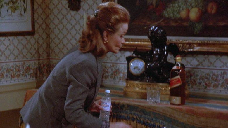 Evian Water in Seinfeld Season 7 Episode 11 The Rye