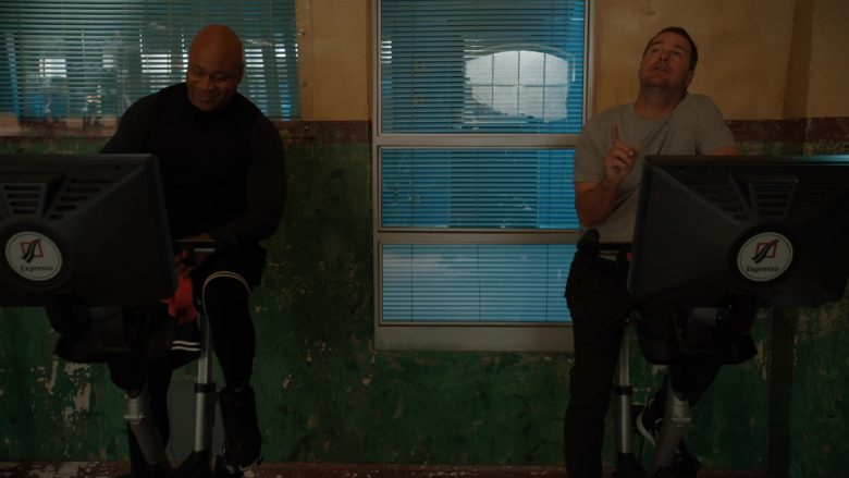 Expresso Bikes Used by Chris O'Donnell as G. Callen & LL Cool J as Sam Hanna in NCIS Los Angeles Season 11 Episode 11 (2)
