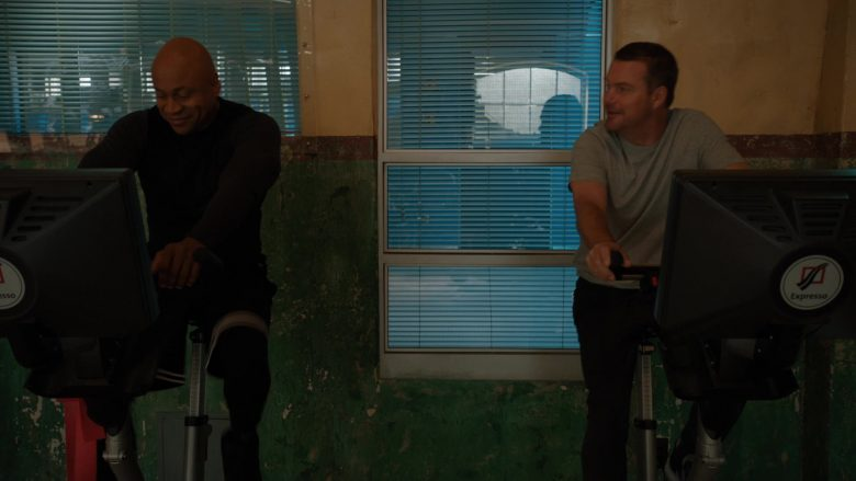 Expresso Bikes Used by Chris O'Donnell as G. Callen & LL Cool J as Sam Hanna in NCIS Los Angeles Season 11 Episode 11 (3)