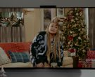 Facebook Portal in Black-ish Season 6 Episode 10 Father Christmas (2)