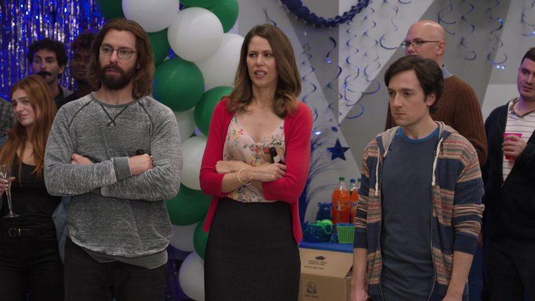 Fanta Orange Soda in Silicon Valley Season 6 Episode 7 Exit Event (2)