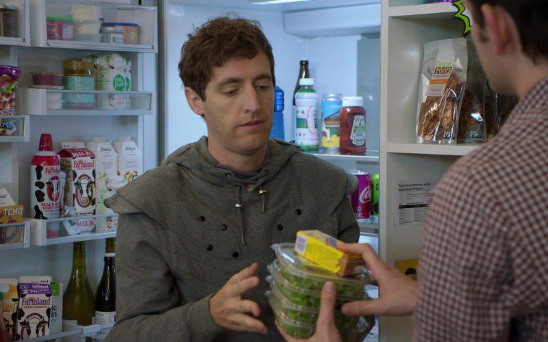 Farmland Milk in Silicon Valley Season 6 Episode 6 RussFest