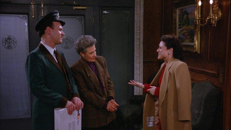 FedEx in Seinfeld Season 6 Episode 18 The Doorman (7)