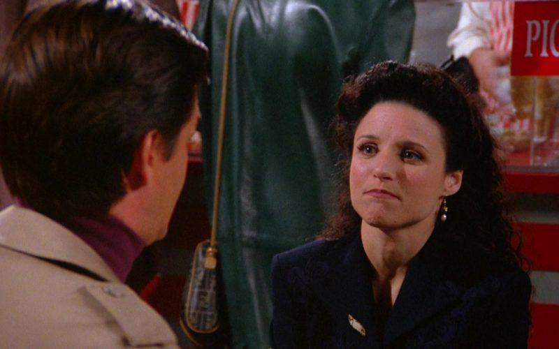 Fendi Handbag in Seinfeld Season 5 Episode 7 The Non-Fat Yogurt