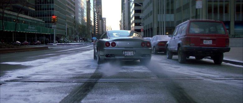 Ferrari 550 Maranello Sports Car Driven by Don Cheadle in The Family Man (2)