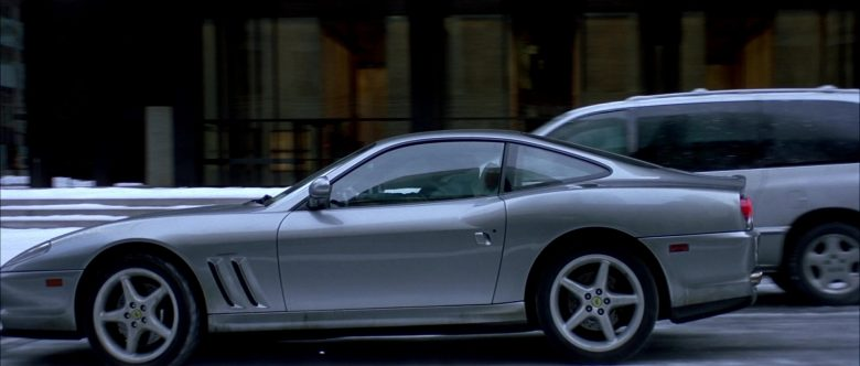 Ferrari 550 Maranello Sports Car Driven by Don Cheadle in The Family Man (4)