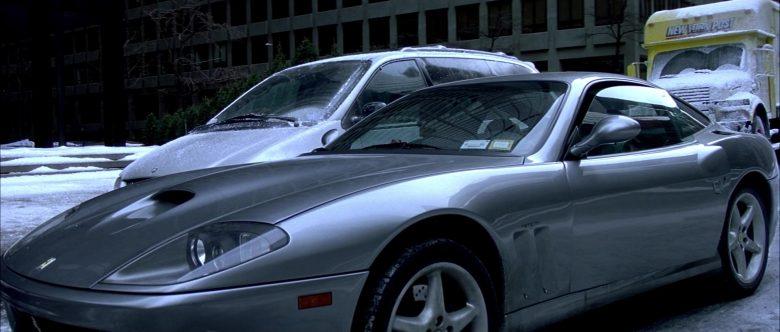 Ferrari 550 Maranello Sports Car Driven by Don Cheadle in The Family Man (6)