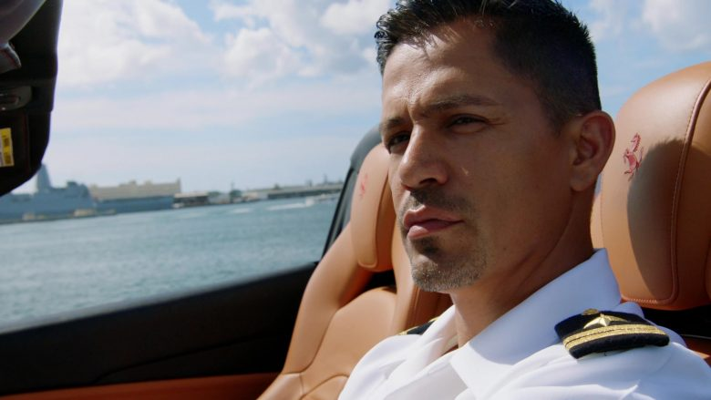 Ferrari Red Car Driven by Jay Hernandez as Thomas Magnum in Magnum P.I. Season 2 Episode 11 Day I Met the Devil (2)