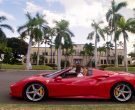 Ferrari Red Car Driven by Jay Hernandez as Thomas Magnum in Magnum P.I. Season 2 Episode 11 Day I Met the Devil (5)