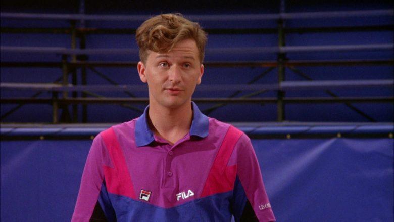 Fila Polo Shirt For Men in Seinfeld Season 5 Episode 6 The Lip Reader (1)
