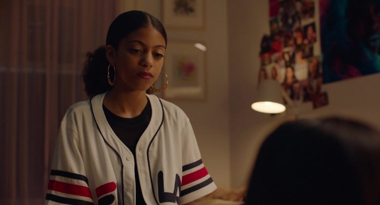 Fila Shirt Worn by Arica Himmel in Before You Know It (2)