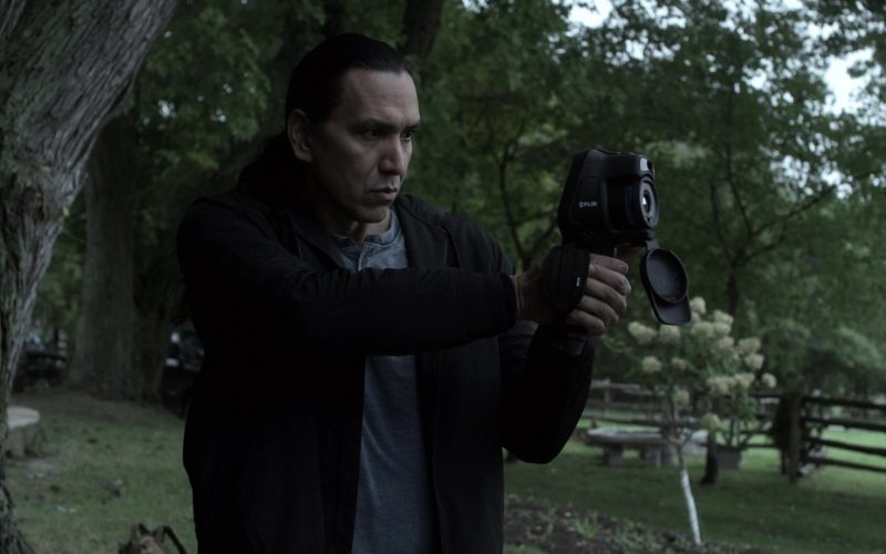 Flir Thermography Camera Used by Michael Greyeyes as Jimmy Saint in V Wars Season 1 Episode 9 (1)