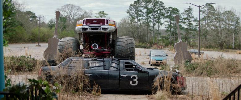 Ford Big Fat Death Monster Truck in Zombieland Double Tap (1)