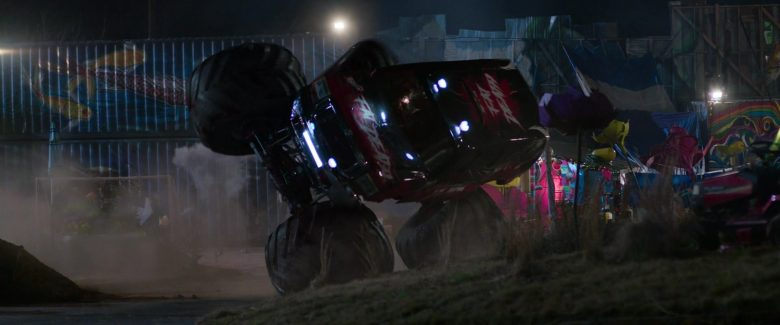 Ford Big Fat Death Monster Truck in Zombieland Double Tap (11)