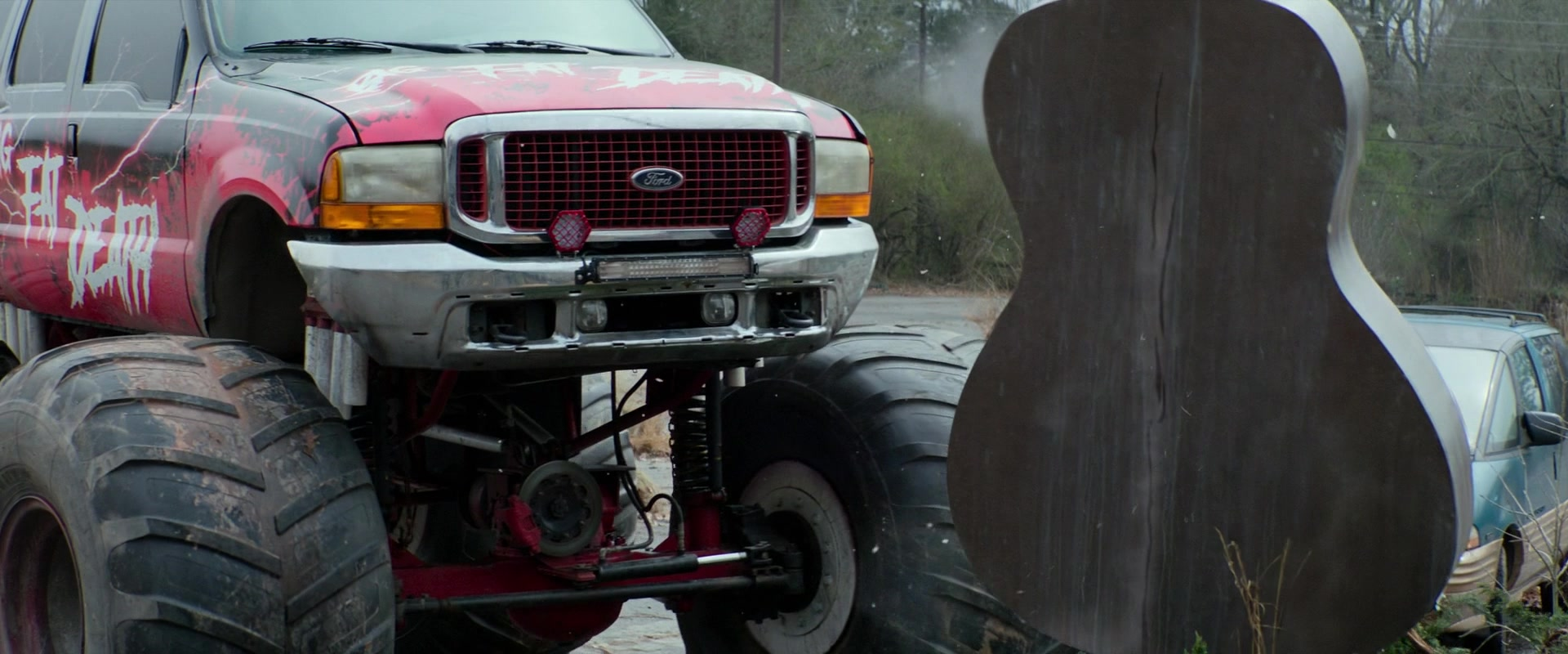 Ford Big Fat Death Monster Truck In Zombieland Double Tap 2019