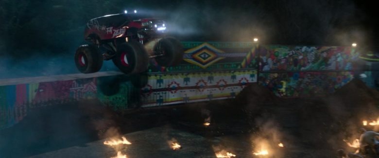 Ford Big Fat Death Monster Truck in Zombieland Double Tap (5)