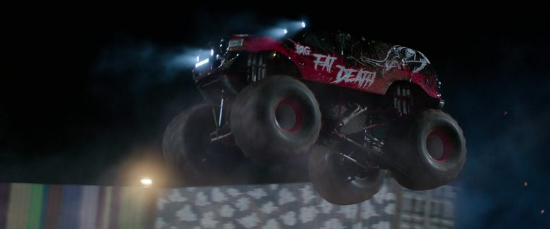 Ford Big Fat Death Monster Truck in Zombieland Double Tap (6)