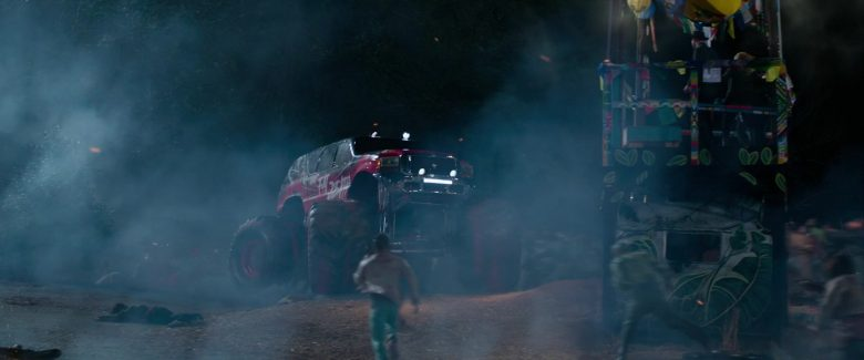 Ford Big Fat Death Monster Truck in Zombieland Double Tap (8)