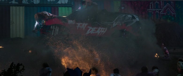 Ford Big Fat Death Monster Truck in Zombieland Double Tap (9)