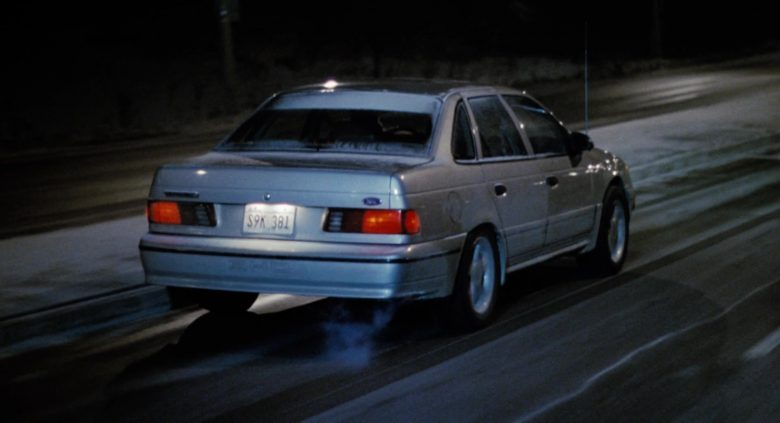 Ford Taurus SHO Car Used by Tim Allen in The Santa Clause (1)