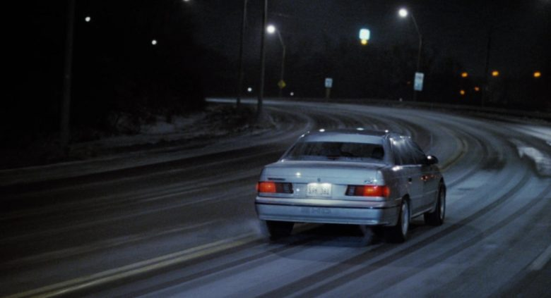 Ford Taurus SHO Car Used by Tim Allen in The Santa Clause (2)