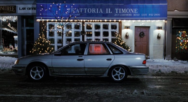 Ford Taurus SHO Car Used by Tim Allen in The Santa Clause (3)