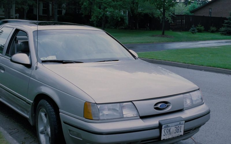 Ford Taurus SHO Car Used by Tim Allen in The Santa Clause (4)