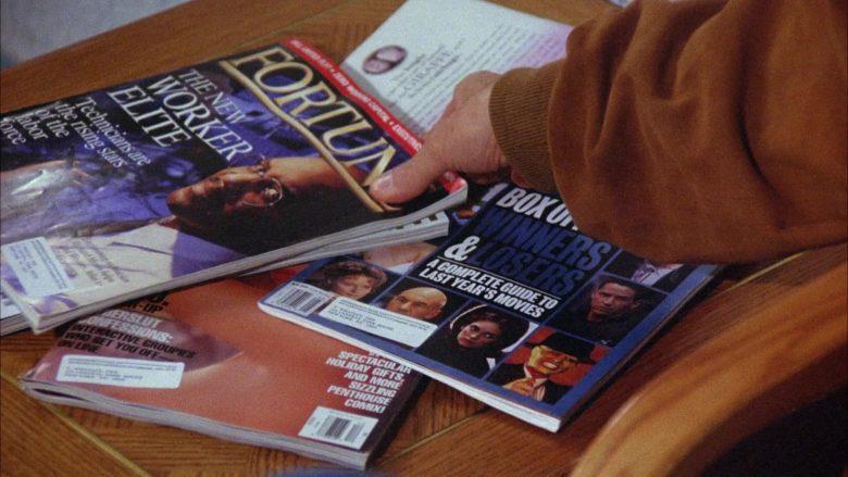 "Fortune Magazine in Seinfeld Season 6 Episode 19 ""The Jimmy"" (1995) TV Show"