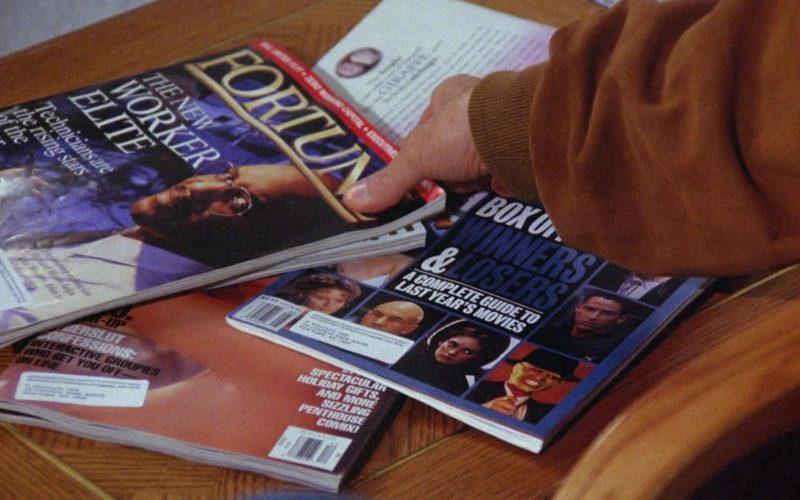 Fortune Magazine in Seinfeld Season 6 Episode 19 The Jimmy