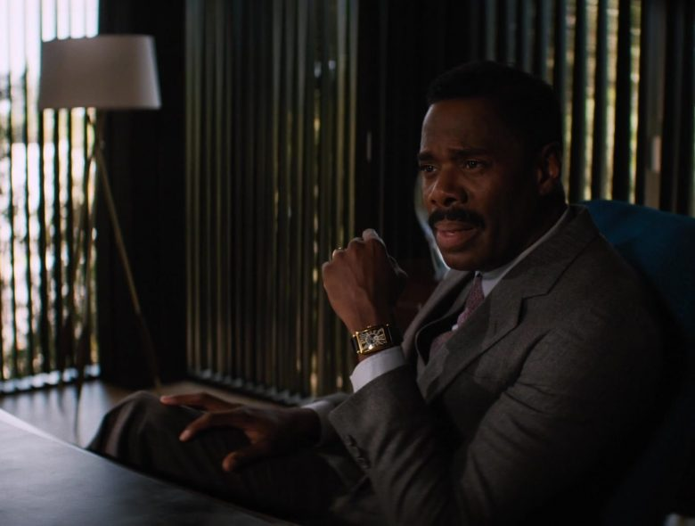 Franck Muller Wrist Watch Worn by Colman Domingo in Lucy in the Sky