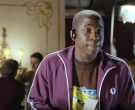 Fred Perry Purple Jacket For Men in Love, Actually (2003)