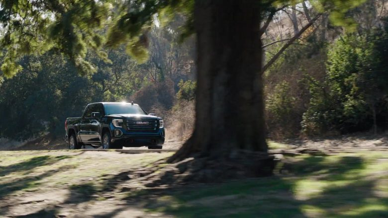 GMC Sierra Pickup Truck in SEAL Team Season 3 Episode 9 (1)