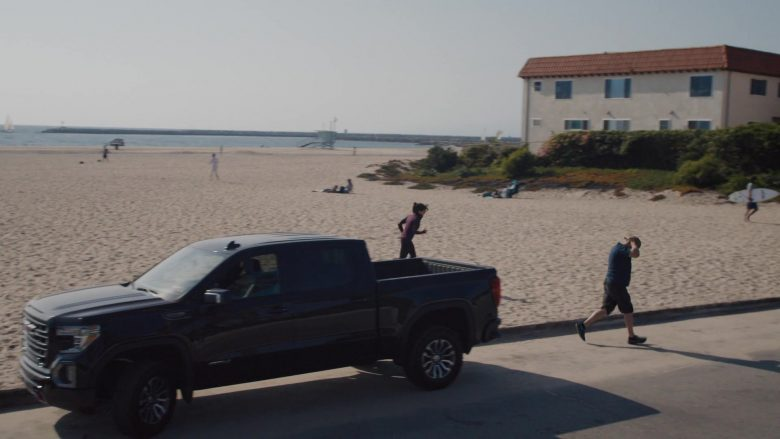 GMC Sierra Pickup Truck in SEAL Team Season 3 Episode 9 (3)