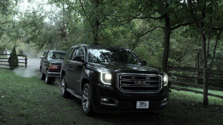 GMC Yukon Black Car in V Wars Season 1 Episode 9 (1)